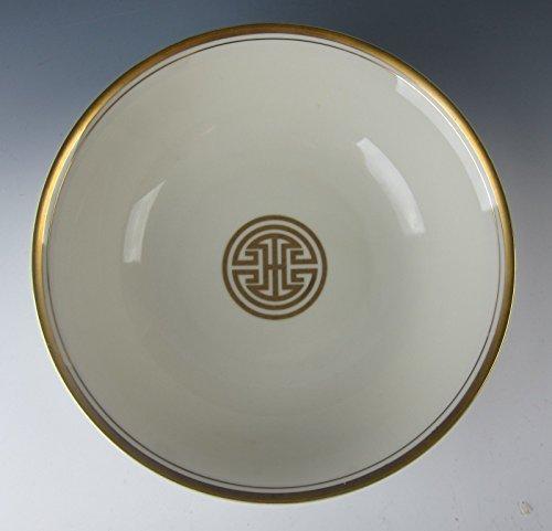 Fitz & Floyd China GOLD MANDARIN CREST 9
