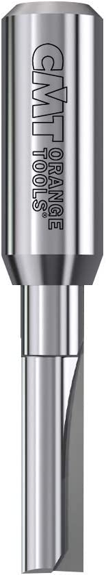 CMT 811.564.11 1//2-Inch Shank Solid Carbide Straight Bit 1//4-Inch Diameter for Incra Jigs