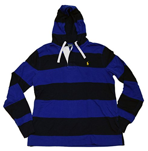 Cotton Hooded Rugby - 9