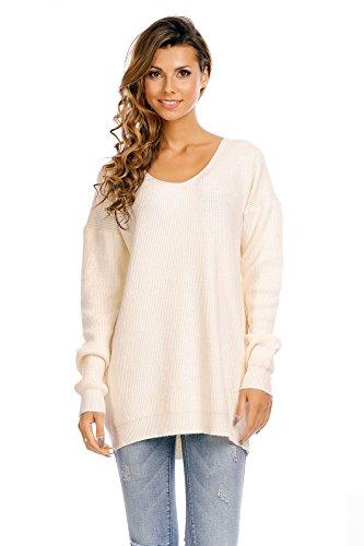 My Design - Jerséi - para mujer crema blanco