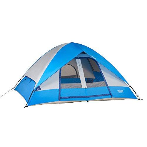 Wenzel Pine Ridge Family Tent, Blue, 5 Person