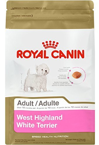 Royal Canin West Highland White Terrier Dry Dog Food, 2.5-Pound by Royal Canin