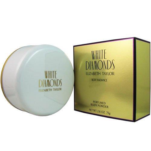 Elizabeth Taylor White Diamonds for Women 2.6 oz Body Powder
