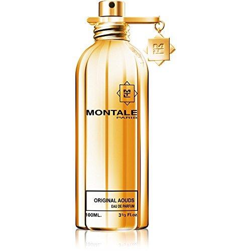 MONTALE ORIGINAL AOUDS Eau de Perfume 100ml Made in France 100% 本物のモンターレ黒ムスク香水 100 ml フランス製 +2サンプル無料! + 30 mlスキンケア無料!   B079TG1WK9
