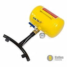 New 5 Gallon Air Bead Seater Tire Tool Blaster Rapid Pump Wheel 145Psi Tool Shop