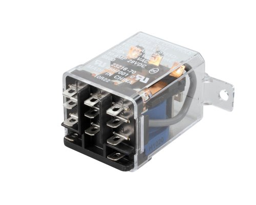 Price comparison product image Lennox 45H70 24-volt 3Pdt Fan Control Relay