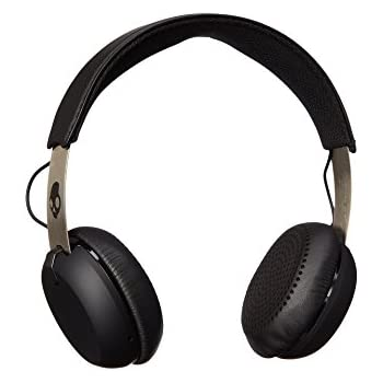 cbbaa8df541 Skullcandy Grind Bluetooth Wireless On-Ear Headphones with Built-In Mic and  Remote, 12-Hour Rechargeable Battery, Supreme Sound Audio, Plush Ear  Pillows for ...
