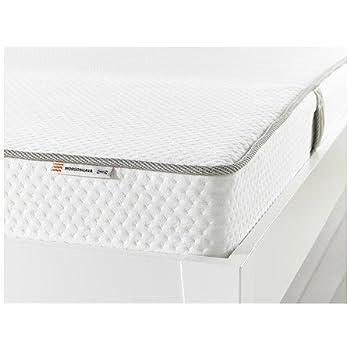 Amazon Com Ikea Morgong 197 Va Natural Latex Mattress King