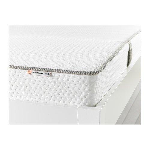 Ikea MORGONGÅVA Natural latex mattress, medium firm, natural Queen Size 1226.2385.106