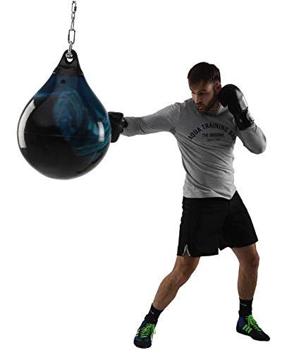 Aqua Training Bag Bad Boy Blue 21-Inch 190-Pound Punching Bag
