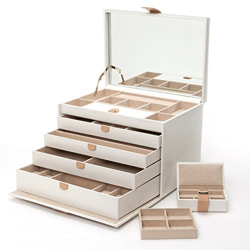 WOLF 301653 Chloe X-Large Jewelry Box by WOLF