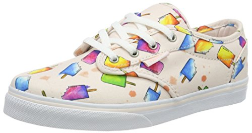 Vans Mädchen My Atwood Low Sneakers Mehrfarbig (Popsicle)