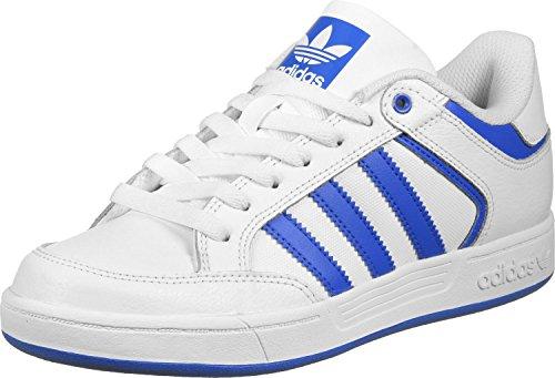 Adidas Varial Low Herren Weiß Blau