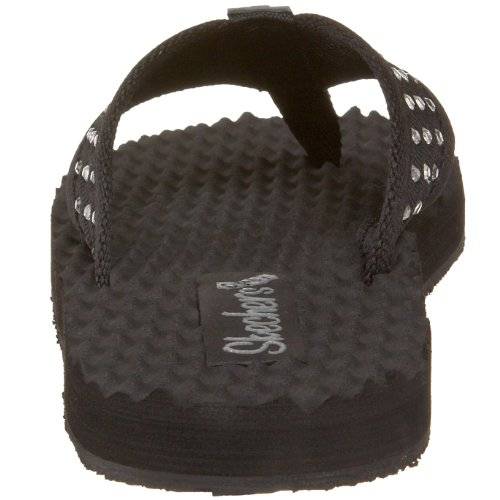 88a52a633b81 Skechers Cali Women s Works-Kiss and Run Thong Sandal