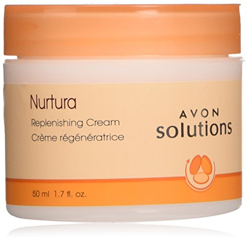 Avon Solutions Nurtura Replenishing Cream (Pack of 3) ()