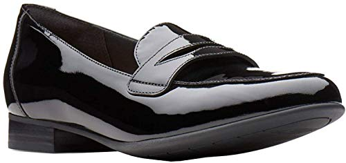 Buy clarks patent leather size 8