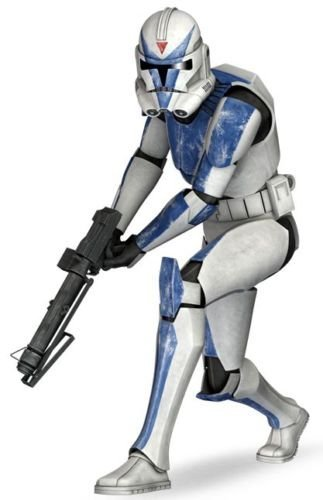 [Dogma Clone Trooper Phase 2 Mini Figure] (Wall E Costume Disney)