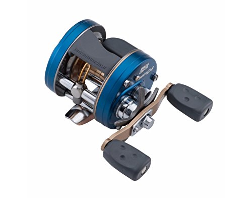 Abu Garcia 6.3:1 Ambassadeur C4 Mono Cap Reel, 12-Pound/240-Yard, used for sale  Delivered anywhere in Canada