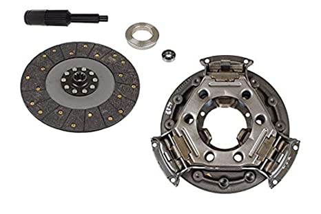 Amazon.com: TISCO - FORD 3000 5000 SINGLE CLUTCH ASSEMBLY. # FD11P10DD: Industrial & Scientific