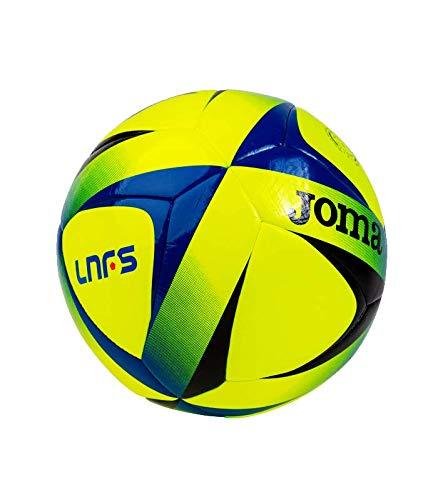 Joma - Balon Futbol Sala LNFS ENTRENO Amarillo Hombre: Amazon.es ...