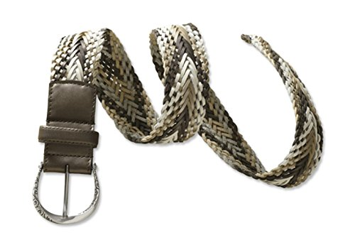 [Orvis Metallic-shimmer Braided Belt, Small] (Orvis Braided Belt)