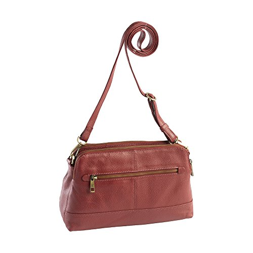 1103339 ROOY dR DE Mint Amsterdam Schultertasche Red 1znaqPw