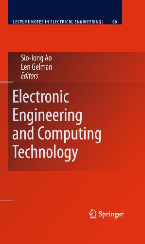 Download Electronic Engineering and Computing Technology: 60 (Lecture Notes in Electrical Engineering) Pdf