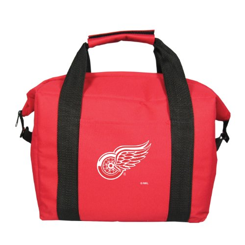 Detroit Wings Sided 12 Pack Cooler product image