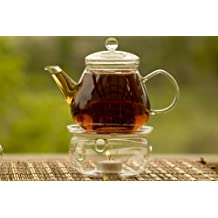 GROSCHE GLASGOW Infuser tea pot (& kettle) and SAHARA Warmer Gift Set