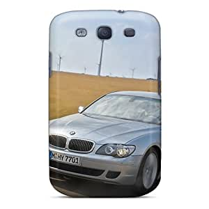 XpB395RrOb Snap On Cases Covers Skin For Galaxy S3(bmw 7 Series Hydrogen Front Angle)