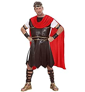 Widman - Disfraz de gladiador romano para hombre, talla L (73203)