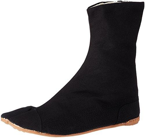 Ninja Tabi Shoes Low Top Comfort-Cushioned ! Black Rikio ...