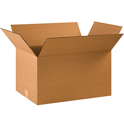 BOX USA B22141240PK Corrugated Boxes, 22