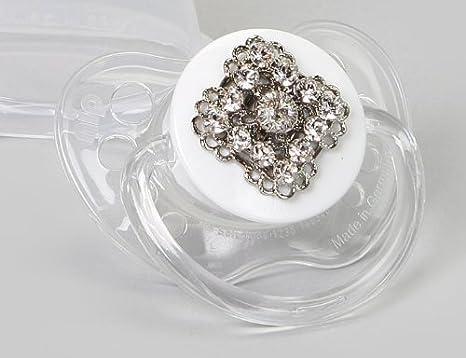 Crystal Dream Clear Filigree de Swarovski Chupete S-NB ...