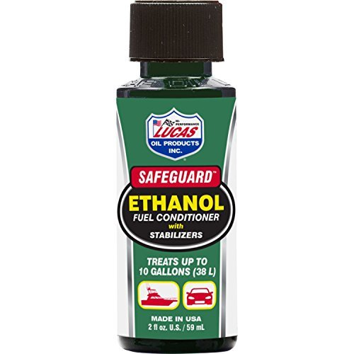 Lucas Oil 10929 Safeguard Ethanol Fuel Conditioner with Stabilizers (Quantity 3)