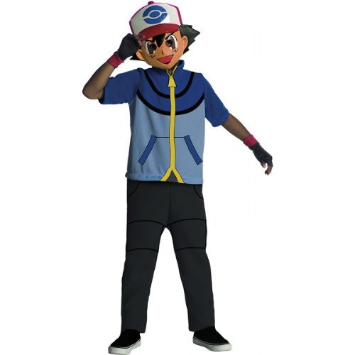 Ash Costume - Small -