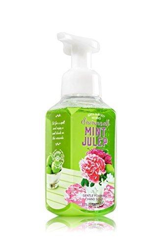 Bath & Body Works Gentle Foaming Hand Soap Savannah Mint Julep 8.75 Ounce