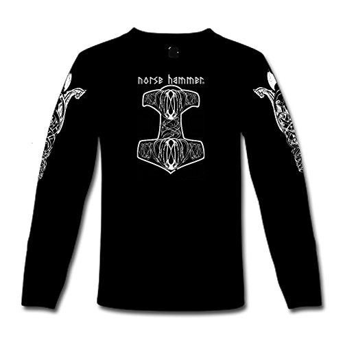 Norse Hammer -  Maglia a manica lunga  - Uomo