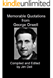 Memorable Quotations from George Orwell