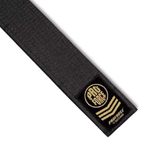 ProForce 2 in. Martial Arts Black Belt - Size 8