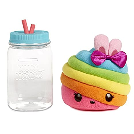 Num Noms Surprise in a Jar - RAINBOW POP: Toys & Games