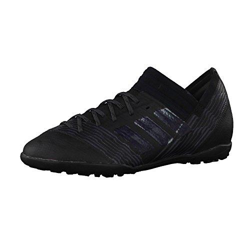 adidas Nemeziz Tango 17.3 Tf J - Zapatillas de fútbol Niños Varios colores (Negbas / Negbas / Neguti)