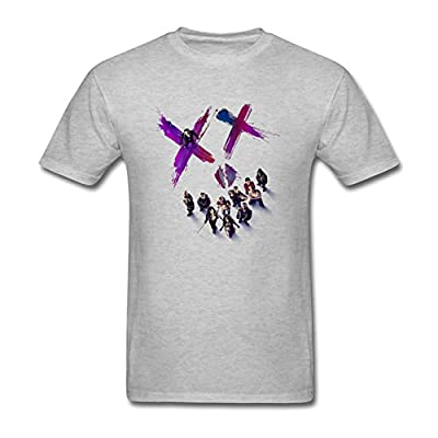 STROFA Men's Suicide Squad Short Sleeve T Shirt