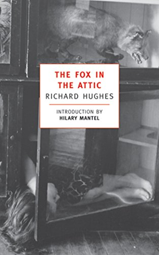 Magnum Halls Green - The Fox in the Attic (New York Review Books Classics)