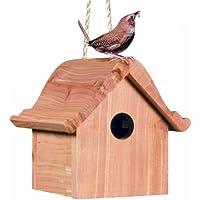Opus [Perky-Pet]  50301 Caseta para pájaros en madera