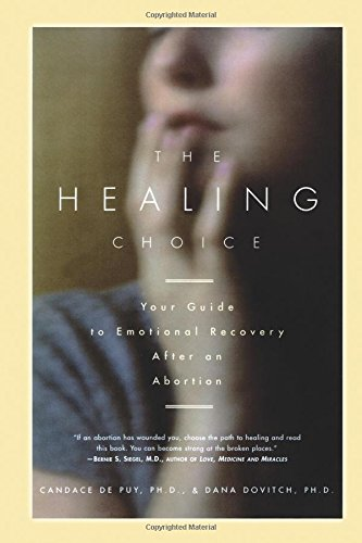 The Healing Choice  Your Guide To Emotional Recovery After An Abortion