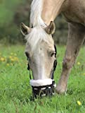 Shires Deluxe Horse Equine Fleece Lined Grazing Grass Feeding Muzzle (Full)