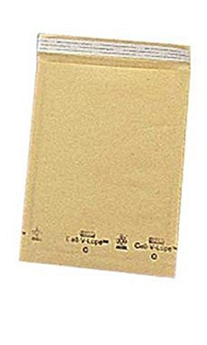 10 ½ x 16 inch Bubble Shipping Bags - Case of 100 by STORE001