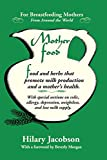 Mother Food: A Breastfeeding Diet Guide with