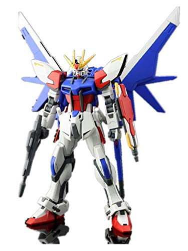 Anime Huiyan Hobby 1/144 Mobile Suit Build Strike Gundam GAT-X105B Model Robot Gift Toys